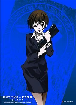 Psycho-Pass Wall Scroll - Akane Tsunemori