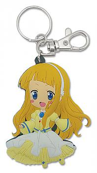 Soul Eater NOT! Key Chain - SD Meme