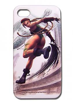 Street Fighter IV iPhone 4 Case - Cammy