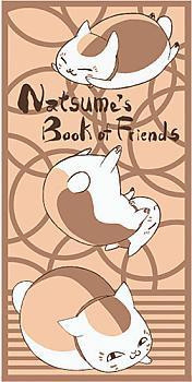 Natsume's Book Of Friends Towel - Nyanko Sensei