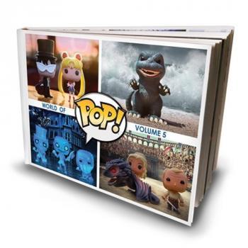 Art Book: Funko's 'WORLD OF POP!' Vol.  5