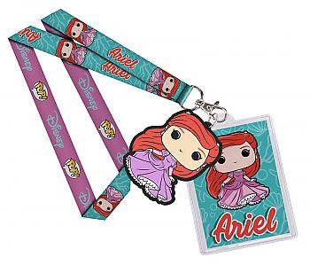 Little Mermaid POP! Lanyard - Ariel (Disney)