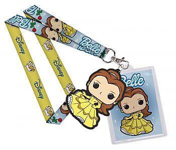 Beauty and the Beast POP! Lanyard - Belle (Disney)