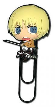 Attack on Titan Paper Clip - SD Armin