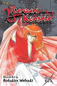Rurouni Kenshin Omnibus Manga Vol.   2