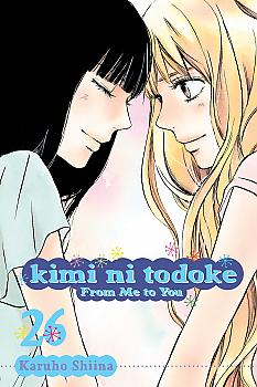 Kimi Ni Todoke Manga Vol.  26