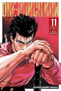 One-Punch Man Manga Vol.  11