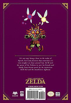 Zelda Legendary Edition Manga Vol.  3 (Majora's Mask/A Link to the Past)