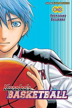 Kuroko's Basketball Omnibus Manga Vol.   5