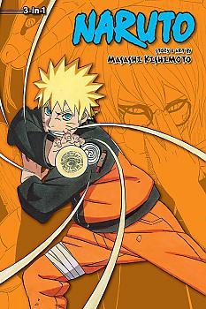 Naruto Omnibus Manga Vol. 18