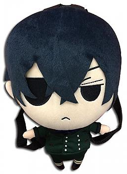 Black Butler Plush Backpack - Ciel
