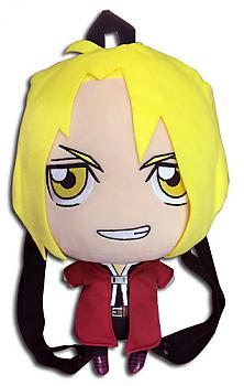 Fullmetal Alchemist Brotherhood 12.5'' Plush Backpack - Ed
