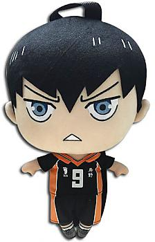 Haikyu!! 12.5'' Plush Backpack - Kageyama
