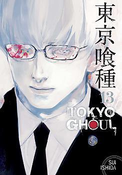 Tokyo Ghoul Manga Vol.  13