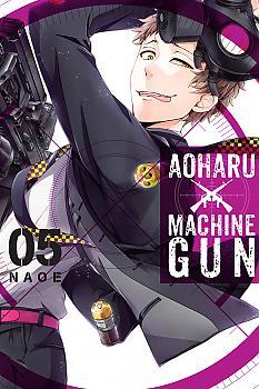 Aoharu X Machinegun Manga Vol.   5