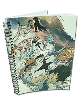 KILL la KILL Notebook - Student Council