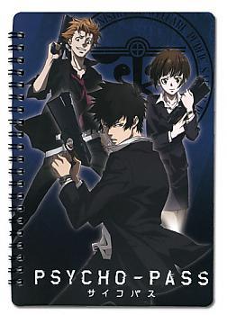 PSYCHO-PASS Notebook - Public Safety Bureau