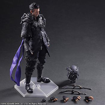 Final Fantasy XV Kingsglaive Play Arts Kai Action Figure - Nyx Ulric