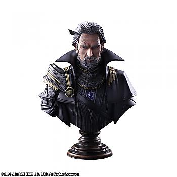 Kingsglaive Final Fantasy XV Static Arts Gallery Bust - King Regis Lucis Caelum
