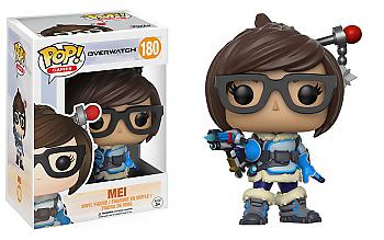 Overwatch POP! Vinyl Figure - Mei