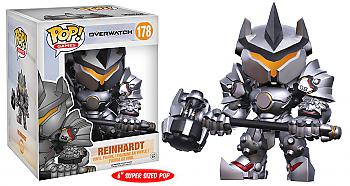 Overwatch 6'' POP! Vinyl Figure - Reinhardt