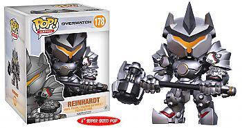 Overwatch 6'' POP! Vinyl Figure - Reinhardt