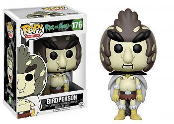 Rick & Morty POP! Vinyl Figure - Bird Person