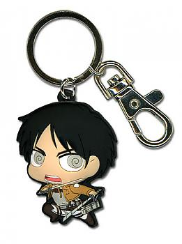 Attack on Titan Key Chain - SD Eren