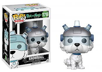 Rick & Morty POP! Vinyl Figure - Snowball