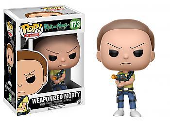 Rick & Morty POP! Vinyl Figure - Weaponized Morty