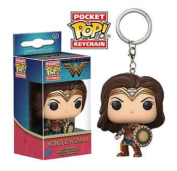 Wonder Woman Movie Pocket POP! Key Chain - Wonder Woman
