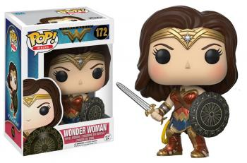 Wonder Woman Movie POP! Vinyl Figure - Wonder Woman [STANDARD]