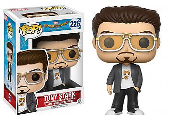Spiderman Homecoming POP! Vinyl Figure - Tony Stark