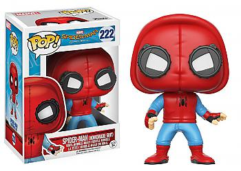 Spiderman Homecoming POP! Vinyl Figure - Spiderman (Homemade Suit)