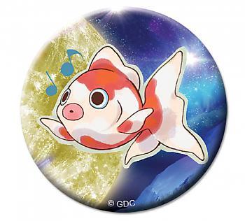 Galilei Donna 1.25'' Button - Goldfish