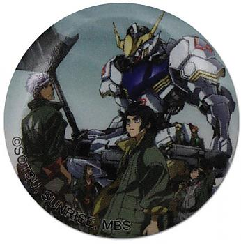 Gundam Iron Blooded Orphans 1.25'' Button - Group