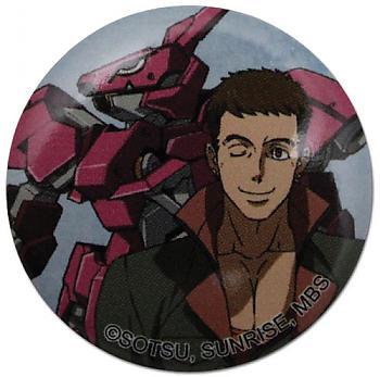 Gundam Iron Blooded Orphans 1.25'' Button - Norba & Gundam