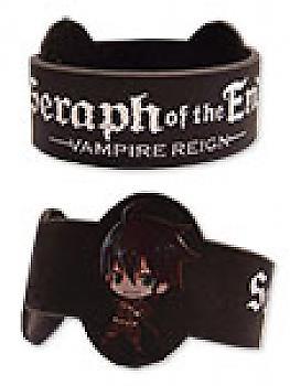 Seraph of the End Wristband - SD Yuichiro & Mikaela