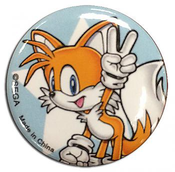 Sonic 1.25'' Button - Tails