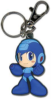 Mega Man Powered Up Key Chain - Mega Man