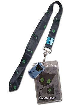 Blue Exorcist Lanyard - Coal Tar