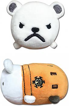 One Piece 3.5'' Mini Plush - Bepo