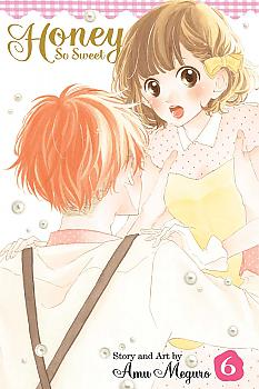 Honey So Sweet Manga Vol.   6