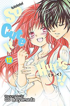 So Cute It Hurts!! Manga Vol.  12