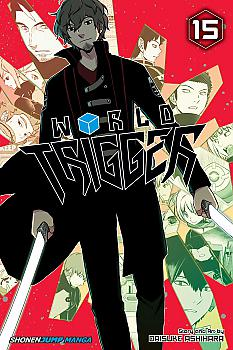 World Trigger Manga Vol.  15