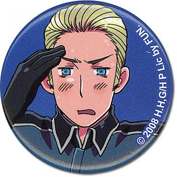 Hetalia 1.25'' Button - Germany