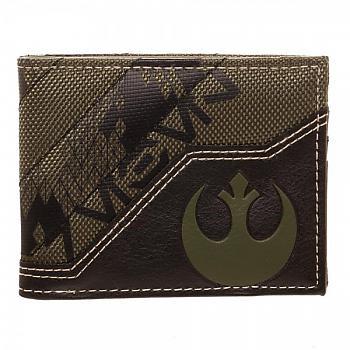 Star Wars Rogue One Bifold Wallet  - Rebel