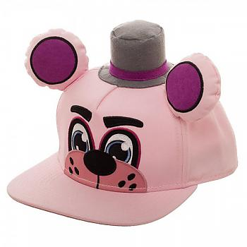 Five Nights At Freddy's Cap - Sister Location Funtime Snapback