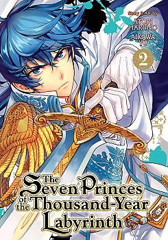 Seven Princes of the Thousand Year Labyrinth Manga Vol.   2