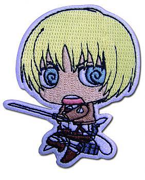 Attack on Titan Patch - SD Armin